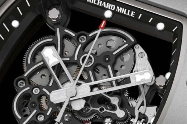 Introducing The Replica Skeleton Richard Mille RM 055 Replica Bubba Watson Boutique Edition