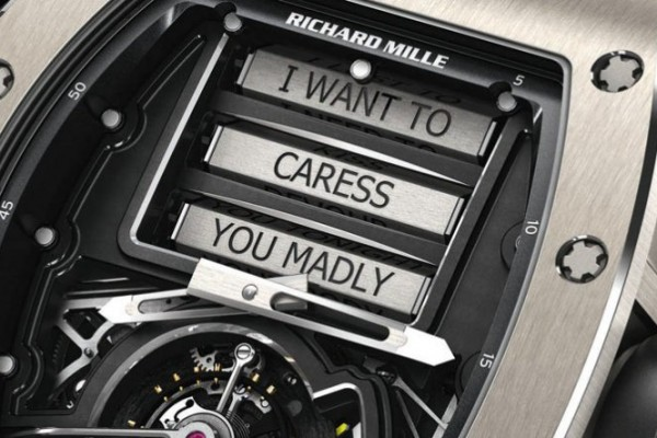 Introducing The Richard Mille RM 69 Replica Erotic Tourbillon Titanium Replica Watch