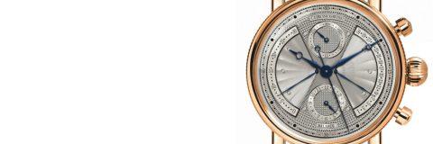 Chronoswiss Balance Double Retrograde watch