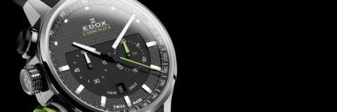 Edox WRC X-Treme Pilot III watch