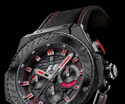 Hublot F1 King Power Ceramic Automatic Chronograph Watch Replica
