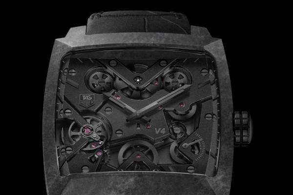 Tag Heuer Monaco V4 Phantom Copy watch
