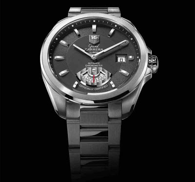 Tag Heuer Grand Calibre 6 RS replica watch