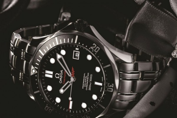 Omega Seamaster Diver 300m James Bond 007 watch replica