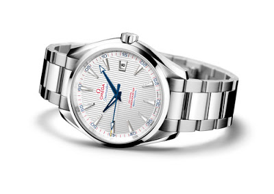 "Omega Seamaster Aqua Terra ""Captain watch replica"
