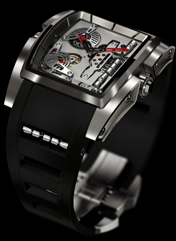 New Cyrus Kambys Watch Will Be Part Of Only Watch 2013 Auction Watch Releases