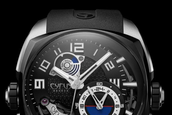 Cyrus Klepcys Alarm Watch With Chiming Alert Watch Releases
