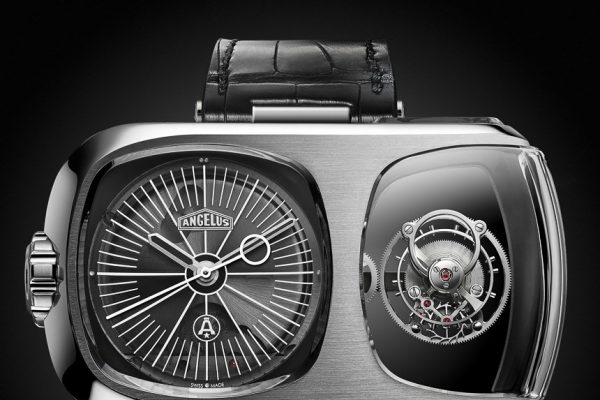 Angelus U10 Tourbillon Lumiere Watch Marks Brand's Official Return Watch Releases