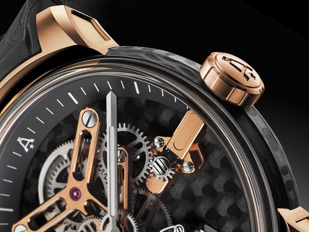 Angelus U21 Tourbillon & U22 Tourbillon Watches Watch Releases
