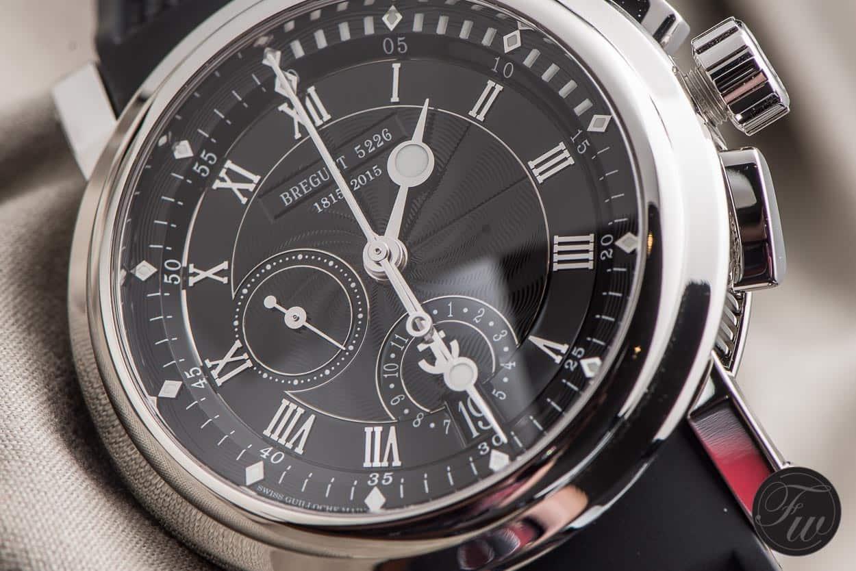 Breguet Marine Chronographe