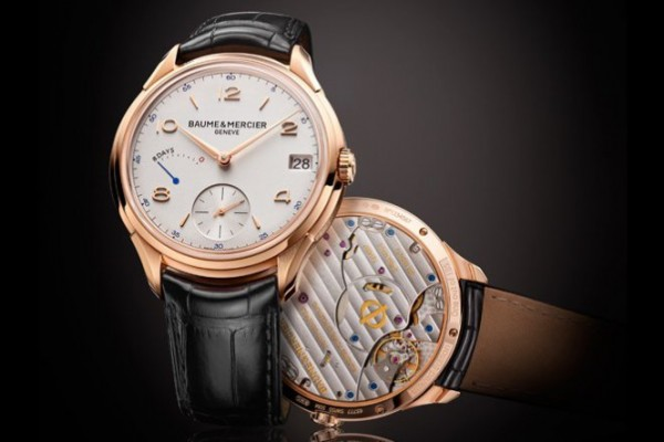 Introducing The Best Fake Baume & Mercier Clifton 8-Day Power Reserve Rose Gold Limited Edition