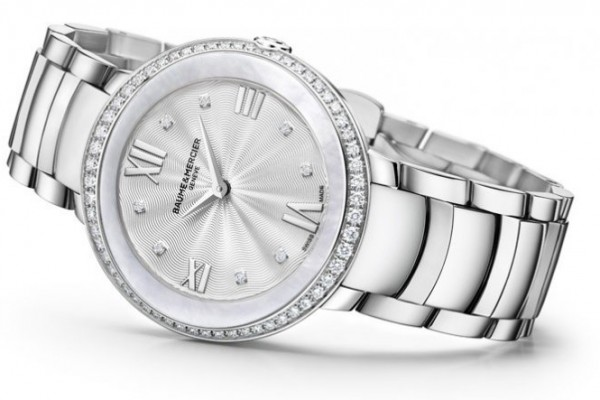 Meet The Pretty And Impressive Baume & Mercier Promesse ladies' Watch 10165 &10166