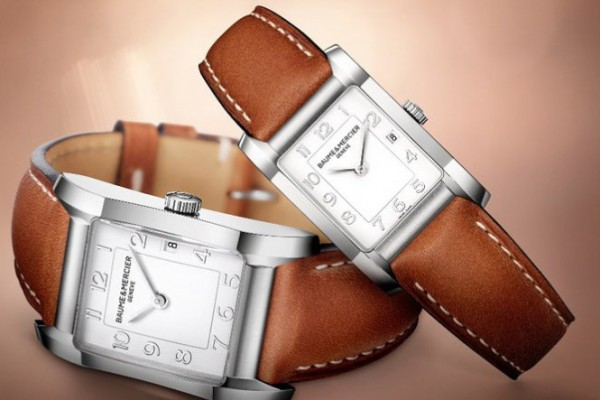 Baume & Mercier Hampton Medium Automatic 10153 and Hampton Lady Small 10186 Replica Watch