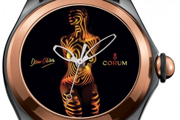 Affordable Corum Bubble Dani Olivier Replica Watch Present A Very Limited Edition Of the Iconic Bubble