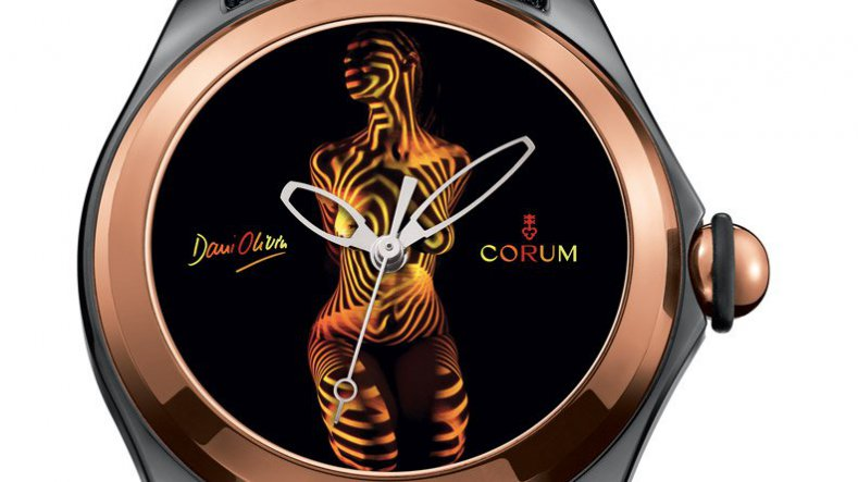 The Watch Quote: The Corum Heritage Bubble Dani Olivier