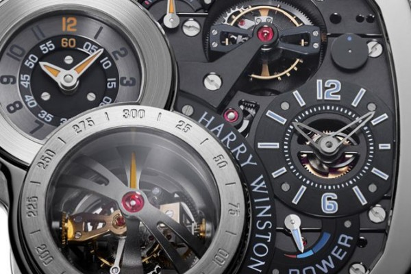 The Winner of the Complicated Harry Winston Histoire de Tourbillon 6 Replica Timepiece HCOMTT55WW001