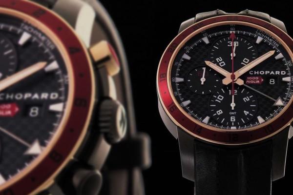 Swiss Chopard Mille Miglia Zagato Chronograph GMT Limited Edition Replica Watch