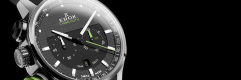 Edox WRC X-Treme Pilot III watch