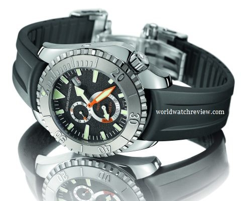 UK fake Girard-Perregaux Sea Hawk watch