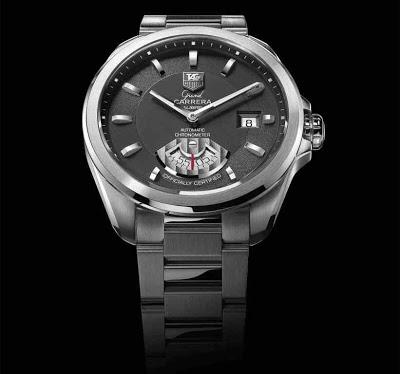 Tag Heuer Grand Calibre 6 RS replica watch