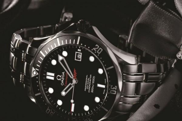 Omega Seamaster Diver 300m James Bond 007 watch replica