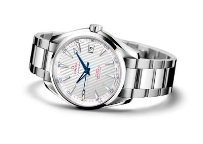 "Omega Seamaster Aqua Terra ""Captain watch replica"