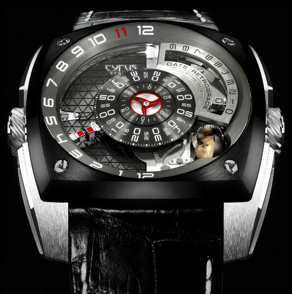 Cyrus Klepcys Watch Watch Releases