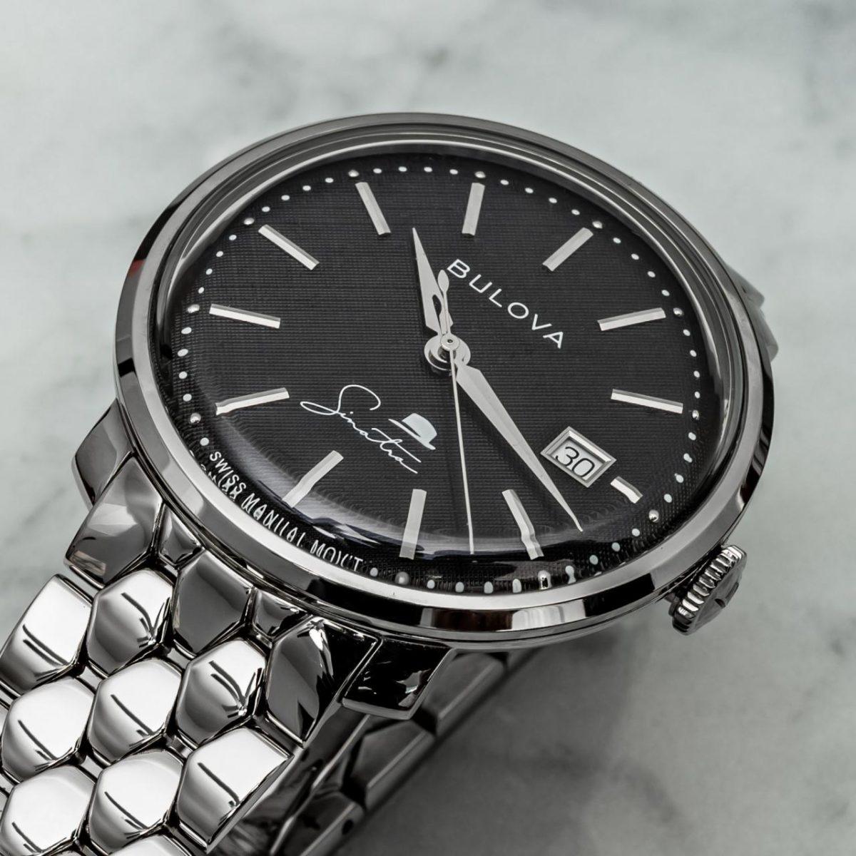 Bulova Frank Sinatra replica Watch Collection