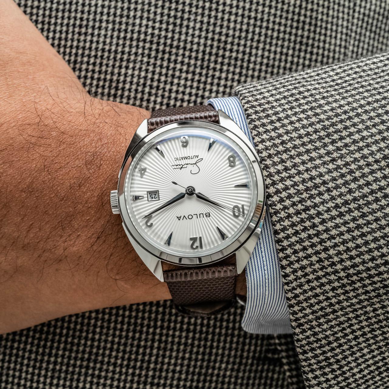 Bulova Frank Sinatra fake Watch Collection