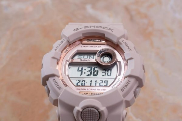 Casio G-Shock Women's GMDB800-4 & Baby-G BG169G-7B Replica Watches